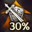 Item XP +30%